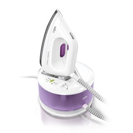 CareStyle Compact Steam generator iron IS 2044 Purple