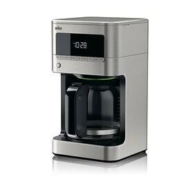BrewSense Drip Coffee Maker KF 7170 Silver