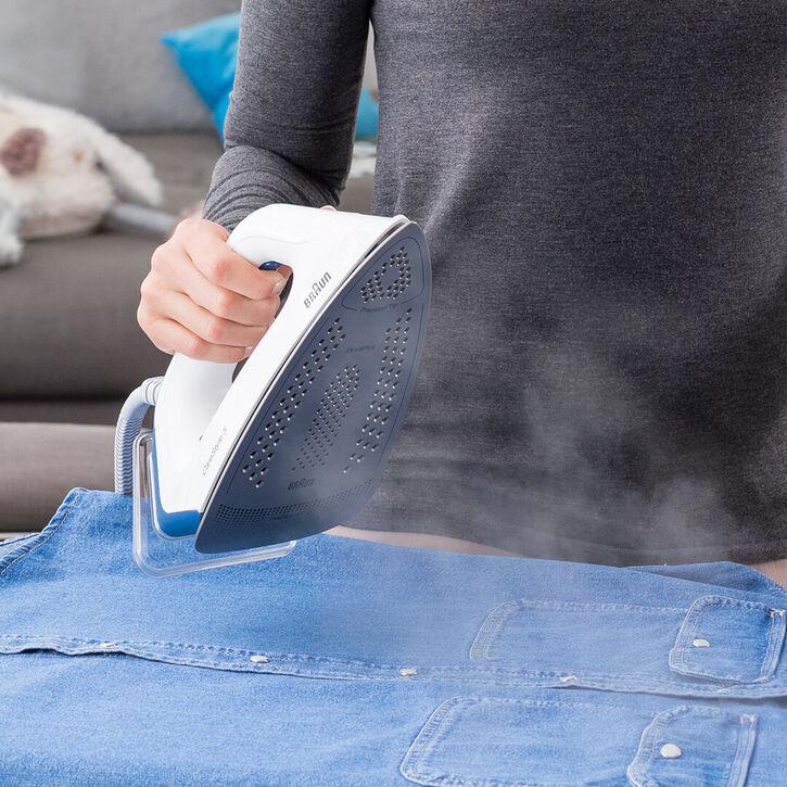 Alta presión de vapor y golpe de vapor adicional para un rendimiento óptimo