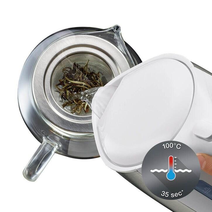 Rapid boil system